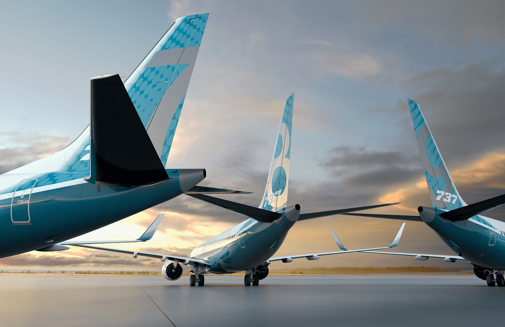 Five Ways To Tell The Boeing 737 Max Apart From Older 737s