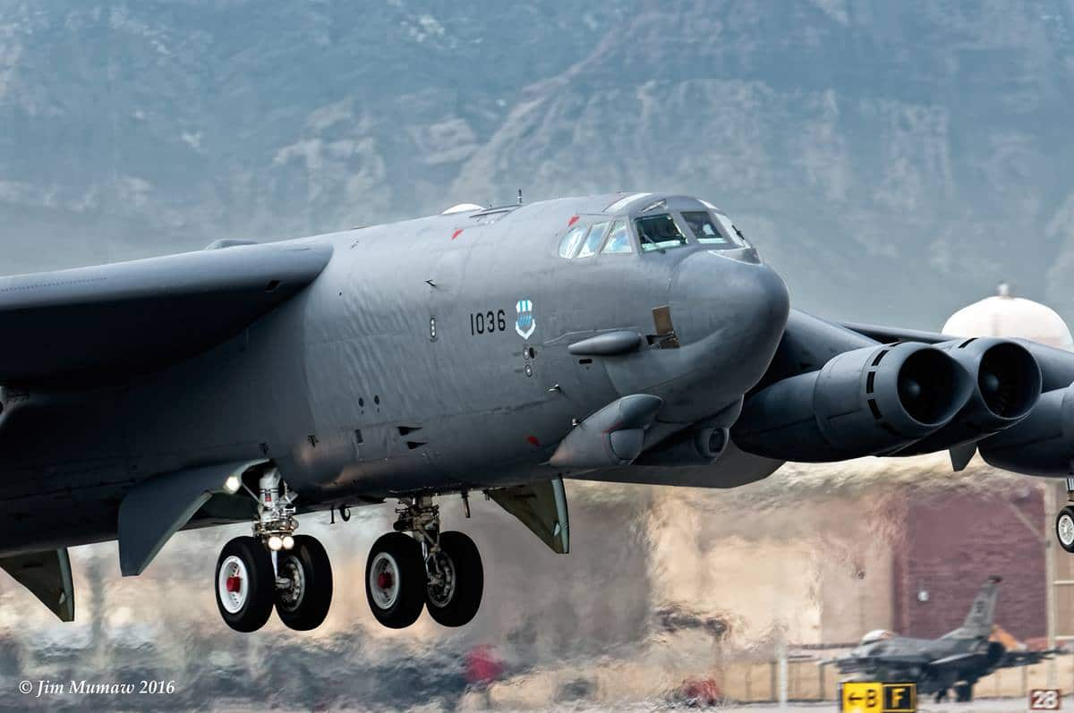 Air Force Likely To Bring Back B-52 Nuclear Alerts