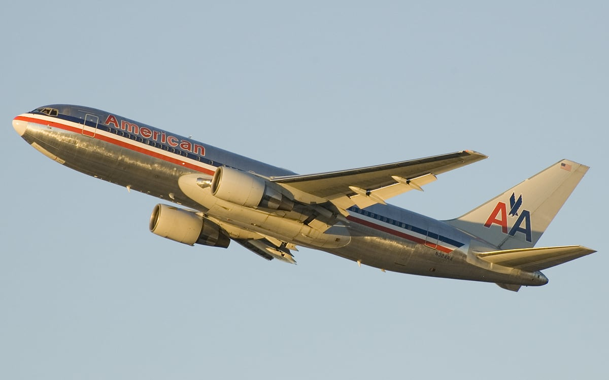 The Boeing 767 And The Birth Of Twin Engine Flying Over
