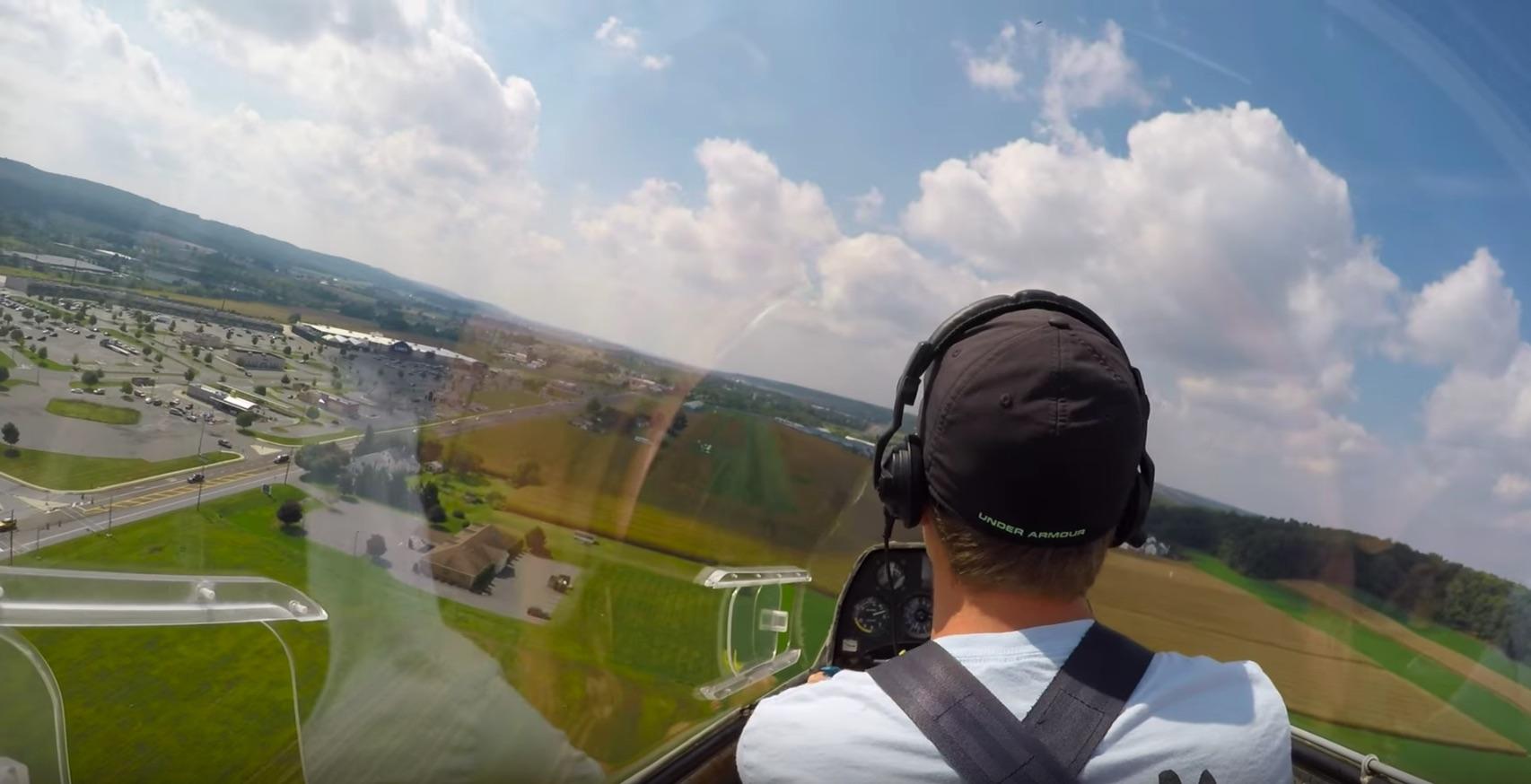 becoming a pilot essay
