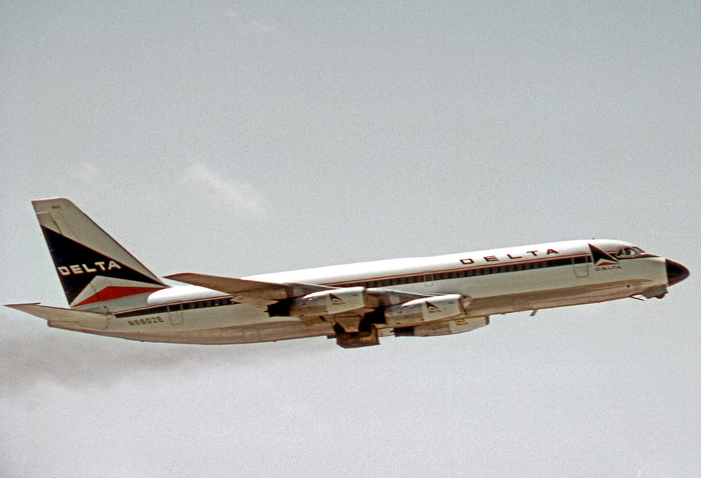 Flashback Friday Why The Convair 880 Wasn T A Hit Except