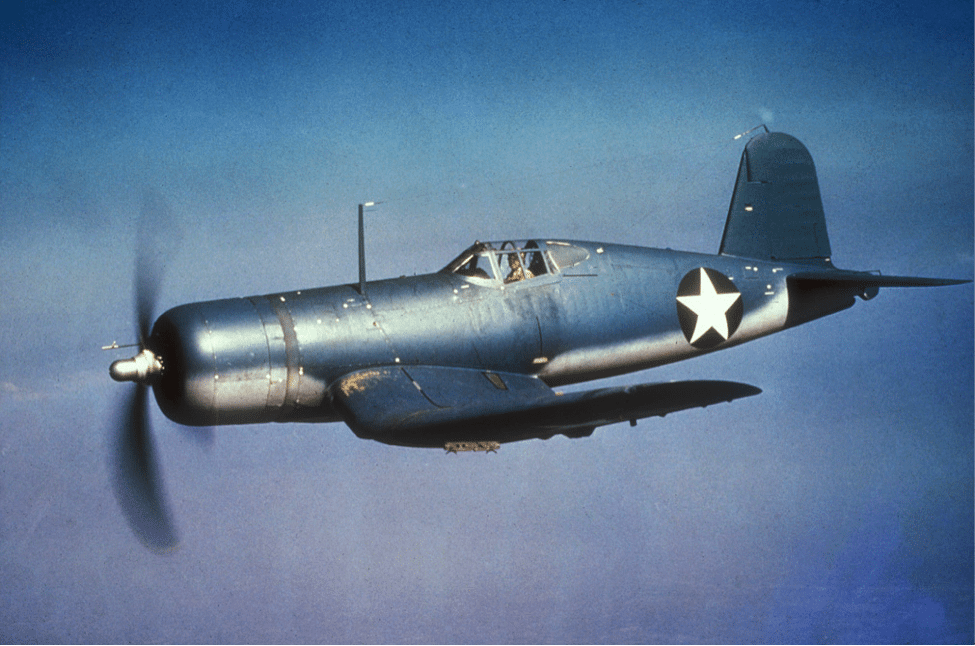 flown by aces the f4u corsair carried allies to victory in the