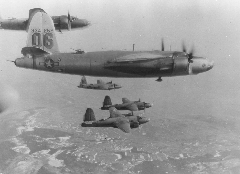 martin built over 5 000 b 26 marauders during wwii using innovative B-26 Wallpaper share