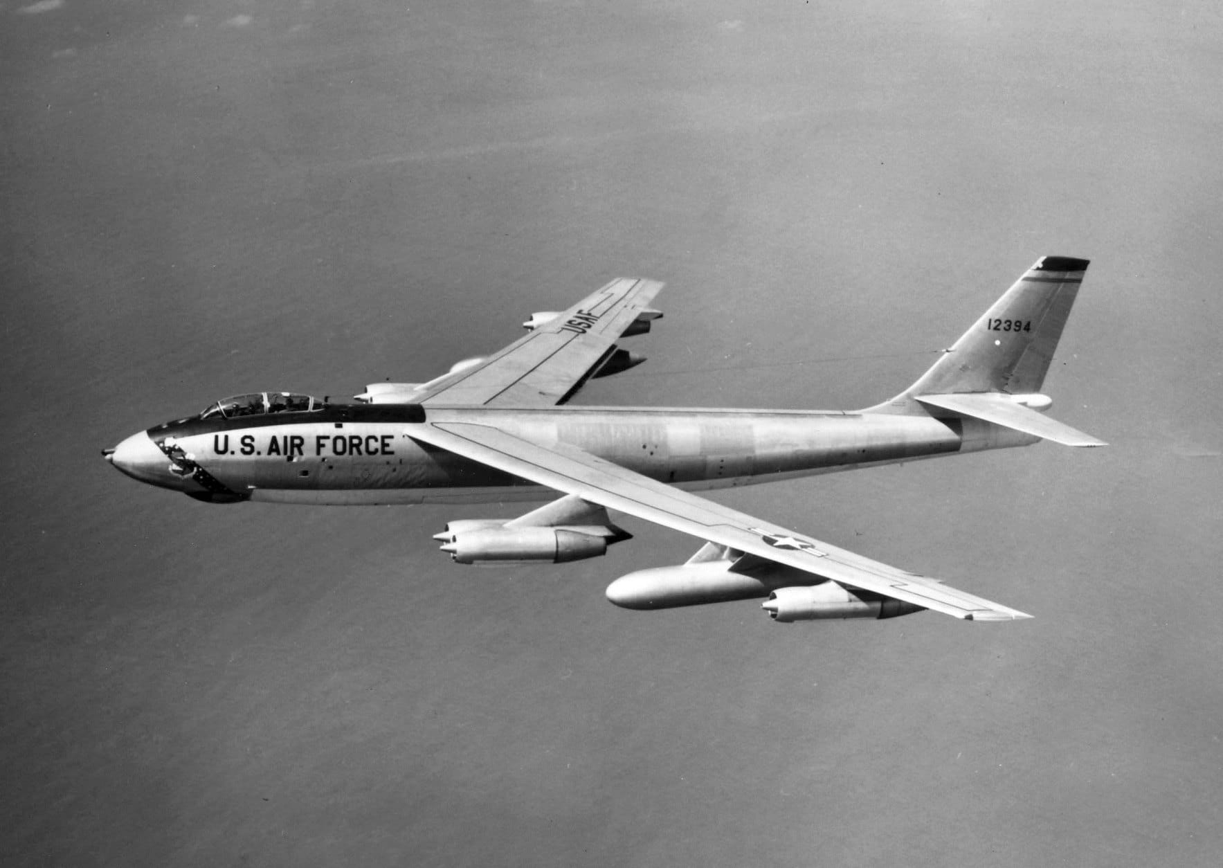 Here's The Proof: The B-47's Combat Maneuvers Were More Like A Fighter Than A Bomber