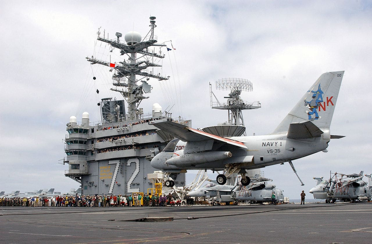 the use of sea aircraft of the The era of the us global sea dominance - ensured by its 10 giant aircraft carriers - may come to an end, a study by respected washington-based think tank every war the us waged during recent decades, including the 1990-1991 gulf war, yugoslavia, afghanistan and iraq, involved their use.