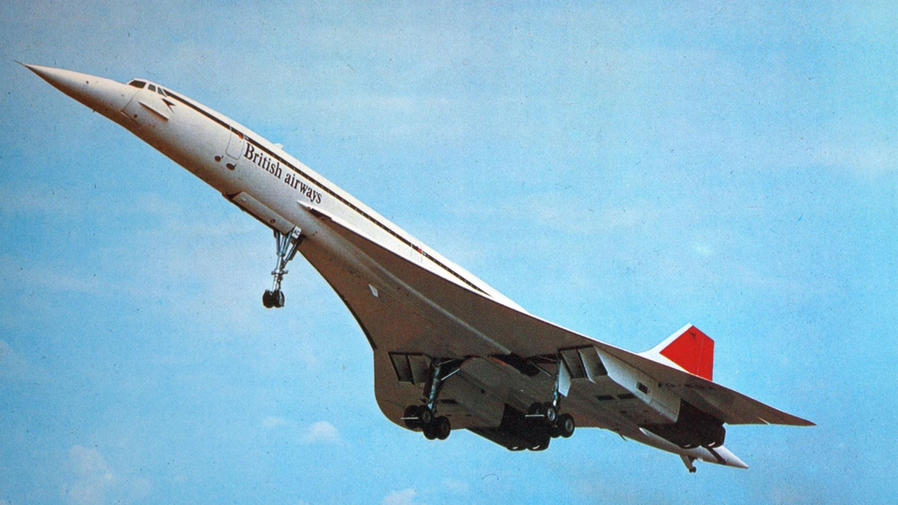 Image result for the concorde begins service in 1976