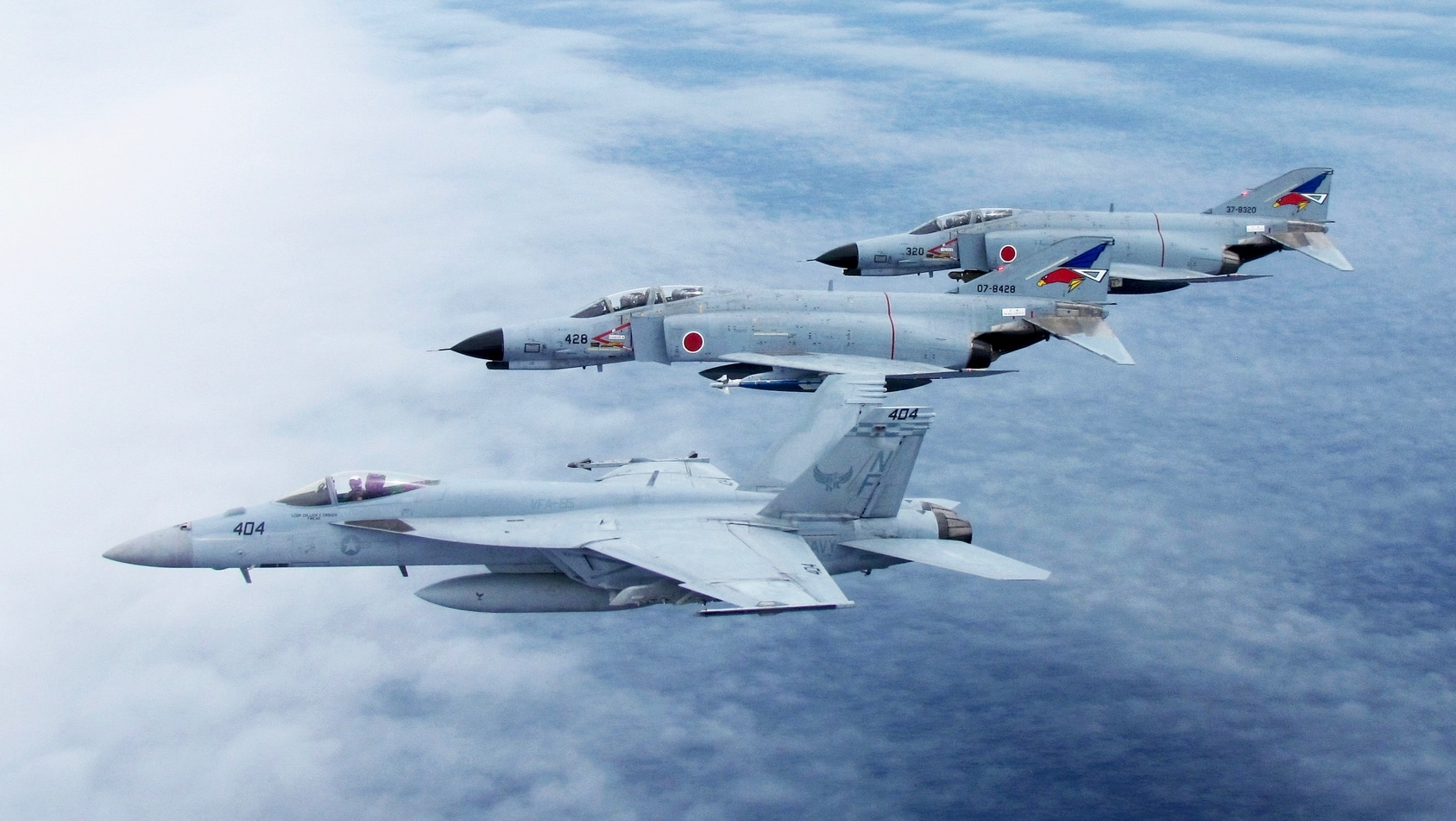 Modern Day Phantom F 4 Phantoms Still Plying The Skies In
