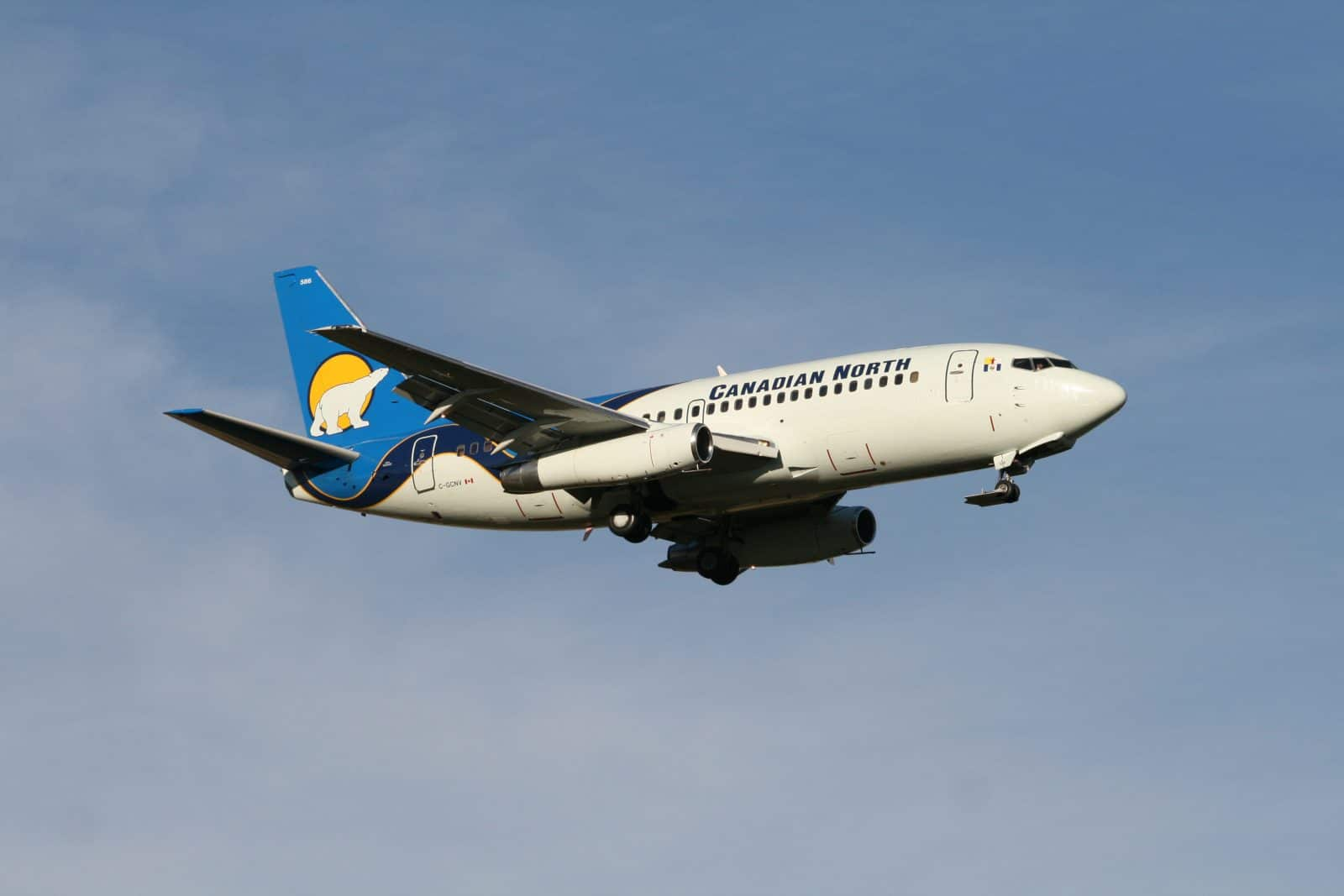 Want To Fly On The Original 737 200 Better Head North To