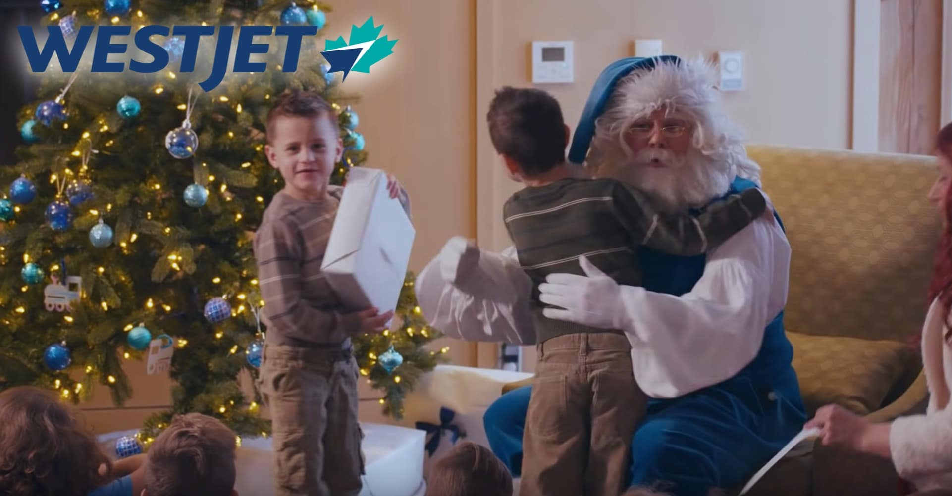 Wesjet Christmas Miracle 2020 Latest WestJet Christmas Miracle Gives The Option To Give Or Receive